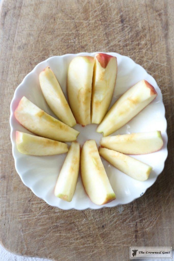 Simple-Apple-Nachos-Three-Ways-The-Crowned-Goat-5-683x1024 Three Ways to Make Apple Nachos Baking DIY