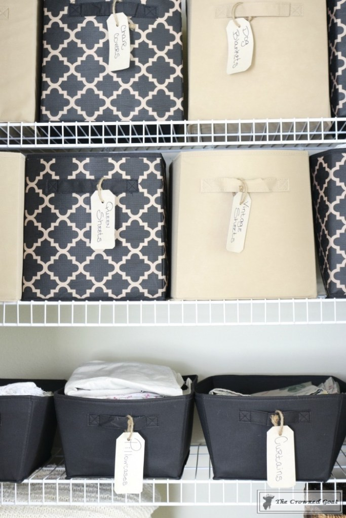 Tips and Tricks for Clutter Free Linen Closets-4