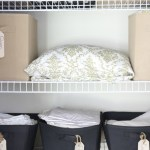 Tips & Tricks for Clutter Free Linen Closets