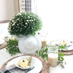 The Busy Girl's Guide to Fall Decorating Home Tour