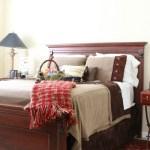 Masculine Inspired Bedroom Refresh