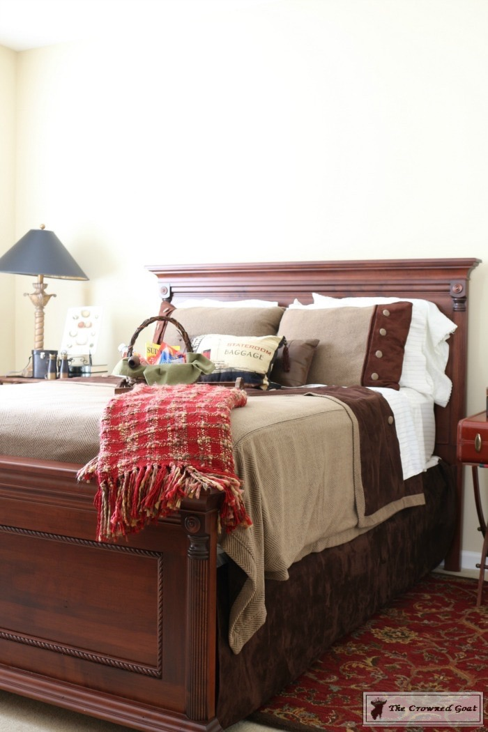 Masculine-Bedroom-Refresh-The-Crowned-Goat-15 Masculine Inspired Bedroom Refresh Decorating