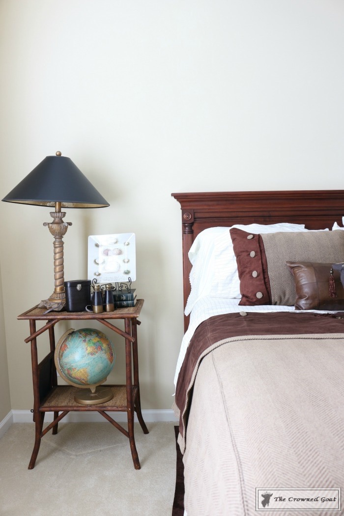 Masculine-Bedroom-Refresh-The-Crowned-Goat-2 Masculine Inspired Bedroom Refresh Decorating