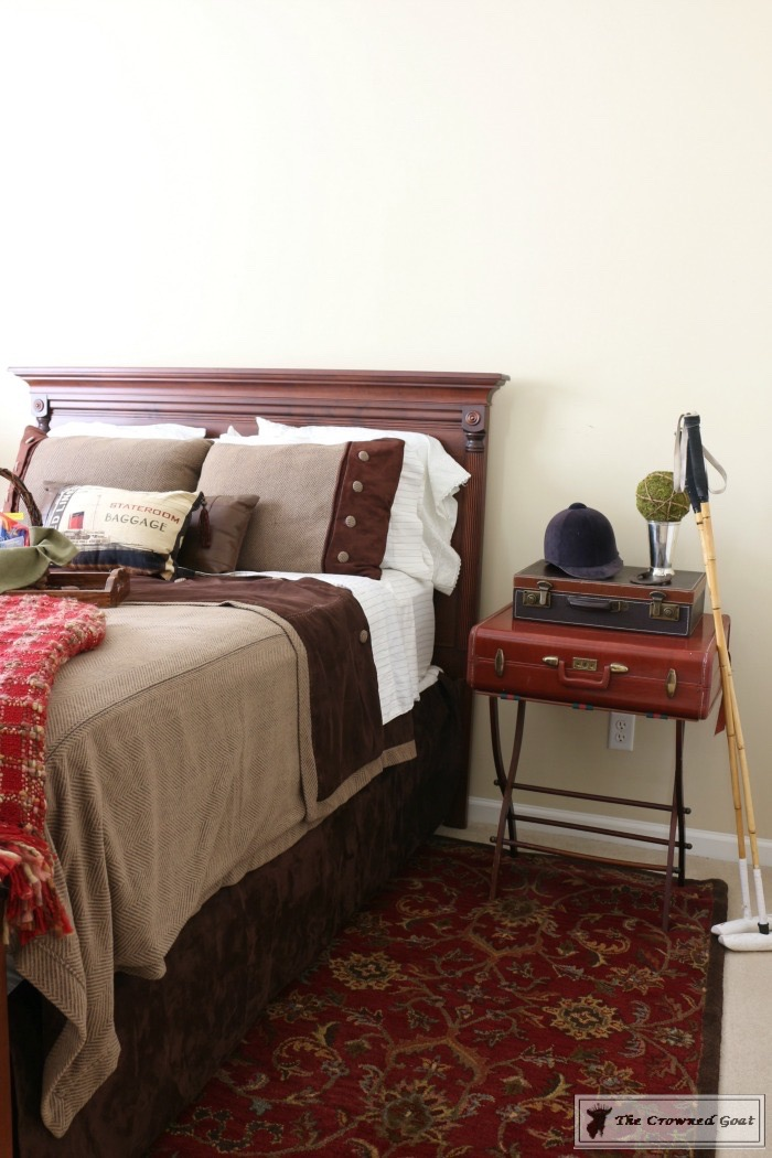 Masculine-Bedroom-Refresh-The-Crowned-Goat-7 Masculine Inspired Bedroom Refresh Decorating