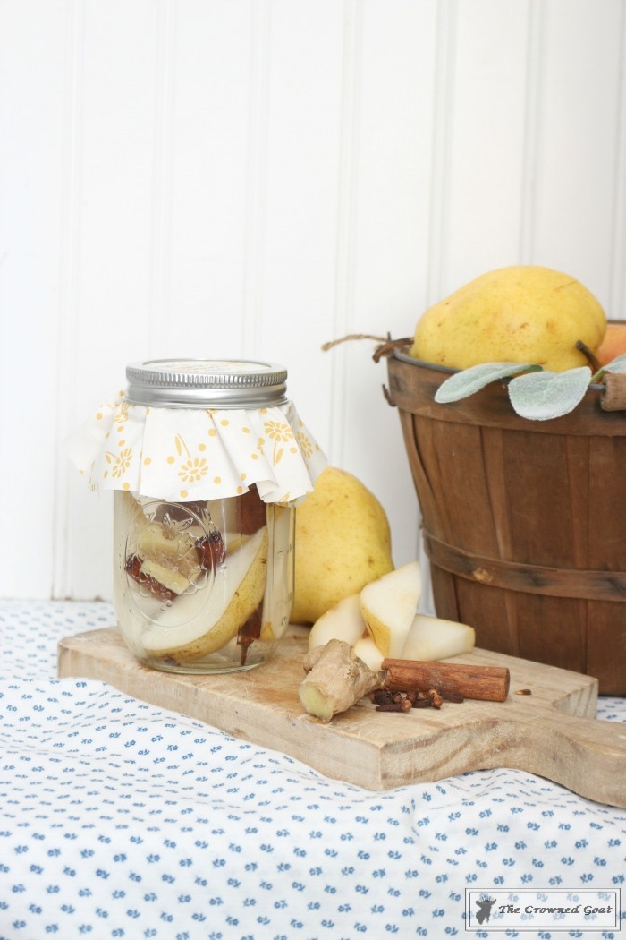 Pear-Spice-Simmer-Pot-The-Crowned-Goat-8 Pear Spice Simmer Pot DIY
