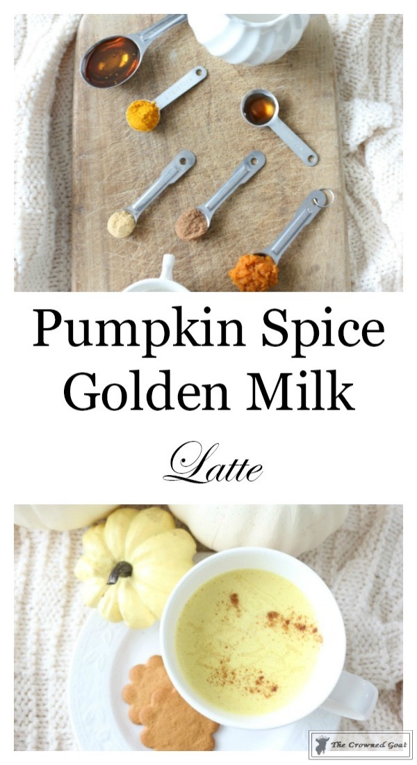 Pumpkin-Spice-Golden-Milk-Latte-The-Crowned-Goat-1 Pumpkin Spice Golden Milk Latte Baking Fall