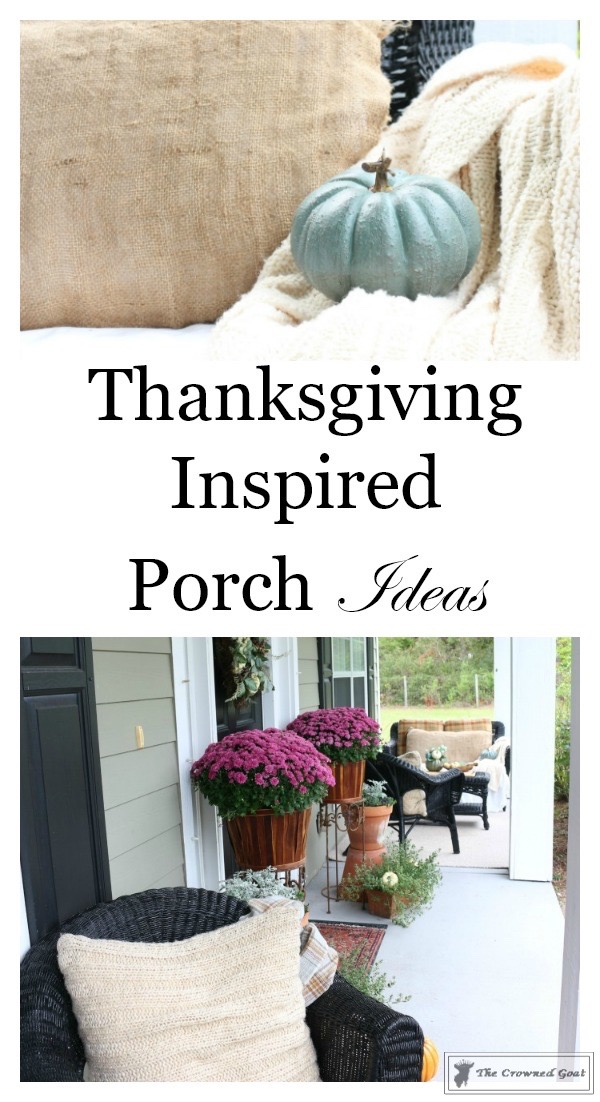 Thanksgiving-Porch-The-Crowned-Goat-3 Thanksgiving Porch Decorating Fall