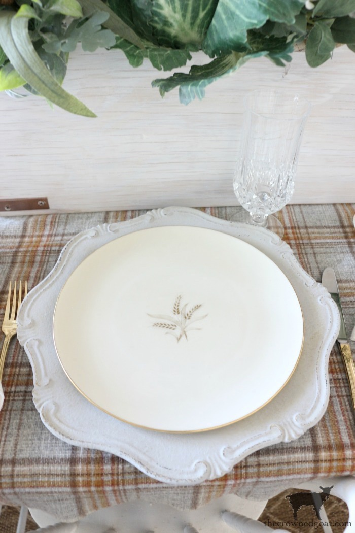 5-Tips-for-an-Easy-Thanksgiving-Tablescape-The-Crowned-Goat-17 5 Tips for an Easy Thanksgiving Tablescape Fall Holidays Thanksgiving