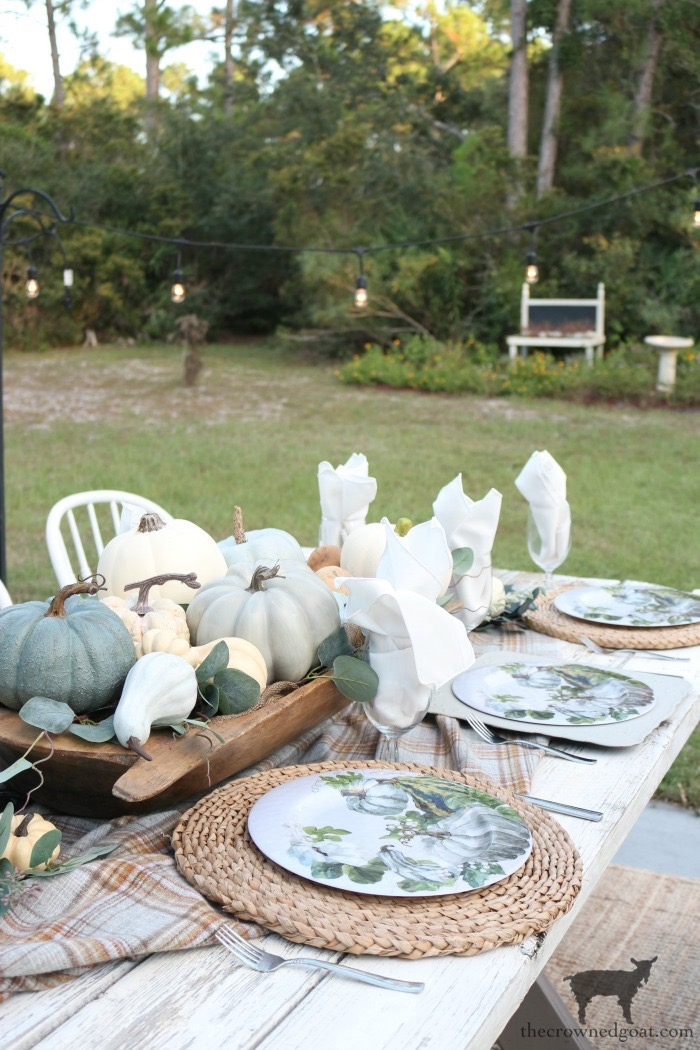 5-Tips-for-an-Easy-Thanksgiving-Tablescape-The-Crowned-Goat-19 5 Tips for an Easy Thanksgiving Tablescape Fall Holidays Thanksgiving