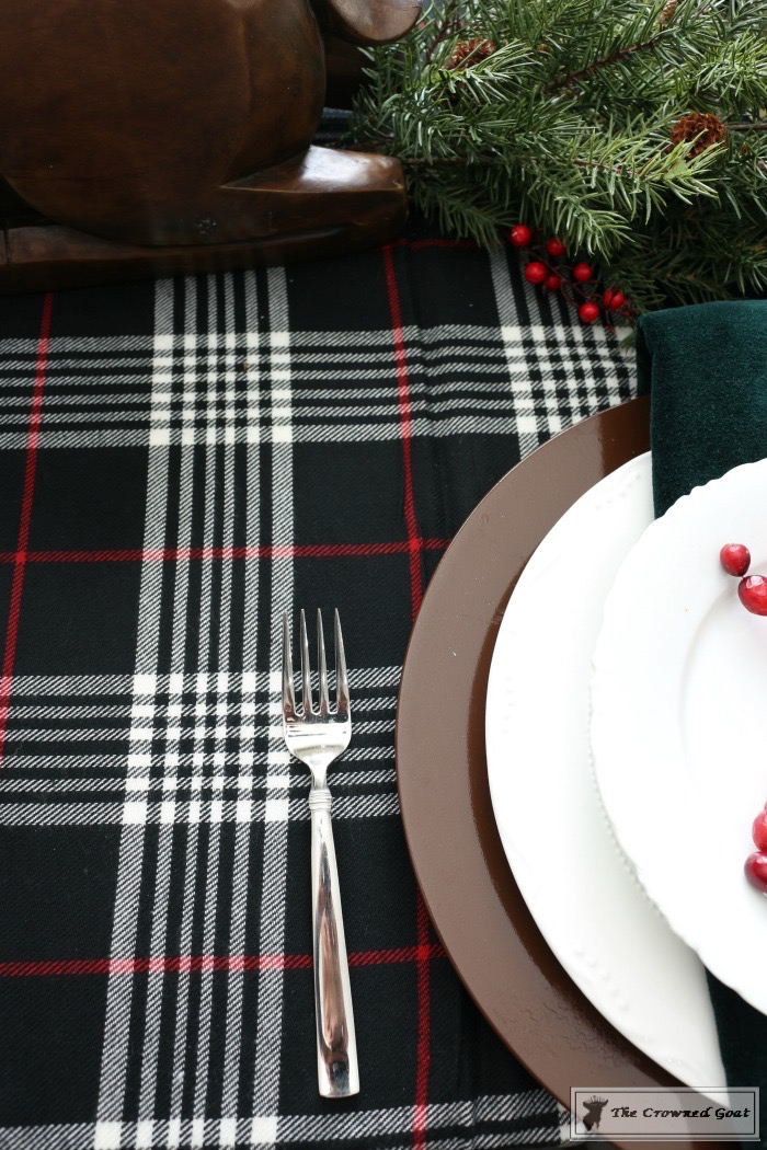 Simple-Christmas-Breakfast-Nook-The-Crowned-Goat-1 Simple Christmas Breakfast Nook Christmas