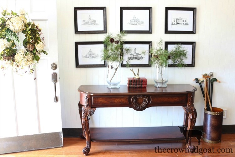 How-to-Define-an-Entry-The-Crowned-Goat-11 The Horse Farm Project: Entry Makeover Uncategorized
