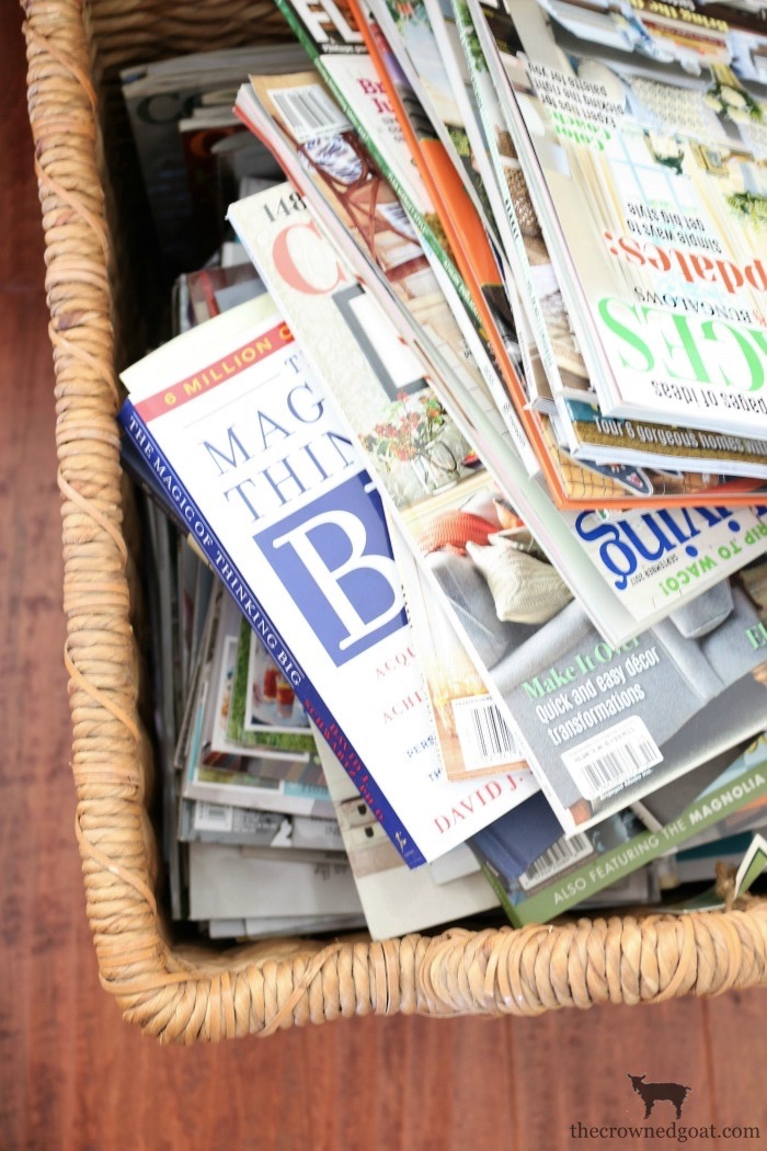 The-Best-Way-To-Organize-Magazines-At-Home-The-Crowned-Goat-3 The Best Way to Organize Magazines Organization