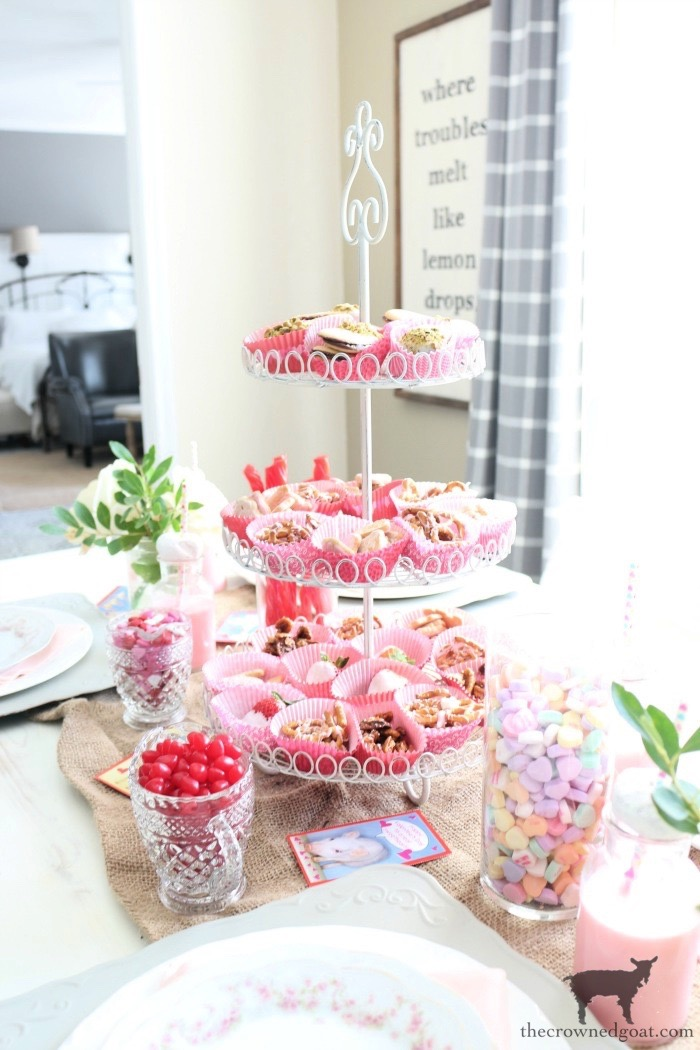 Valentines-Day-Dessert-Buffet-The-Crowned-Goat-6-1 Valentine's Dessert Buffet Holidays Valentines