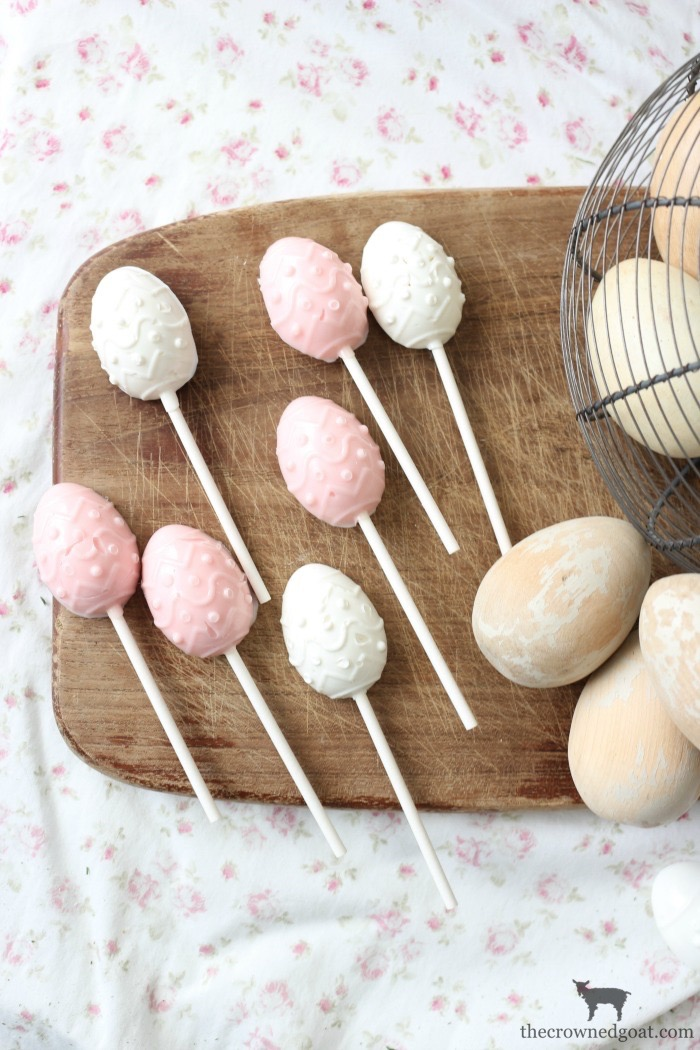 Easter-Egg-Lollipops-The-Crowned-Goat-18 Spring Inspired Lollipops Baking