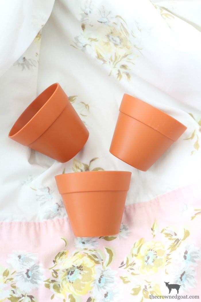 Flower-Pot-Cupcakes-The-Crowned-Goat-3 Spring Inspired Flower Pot Cupcakes Baking Spring