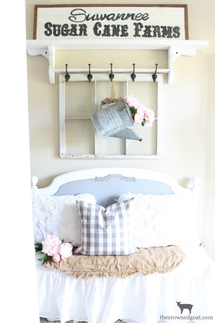 Spring-Entry-Decorating-Ideas-The-Crowned-Goat-11 Spring Inspired Entry Spring