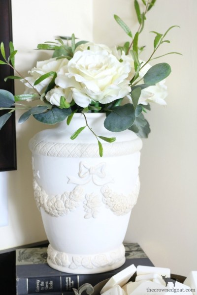 How to Easily Update a Thrift Store Vase