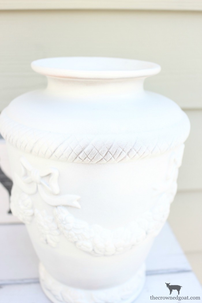 How-to-Update-a-Thrift-Store-Vase-The-Crowned-Goat-4 How to Easily Update a Thrift Store Vase Decorating Loblolly_Manor