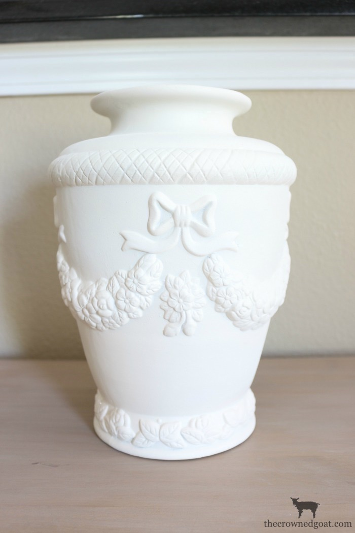 How-to-Update-a-Thrift-Store-Vase-The-Crowned-Goat-7 How to Easily Update a Thrift Store Vase Decorating Loblolly_Manor