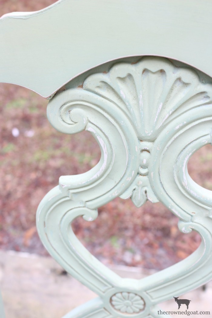 Milk-Paint-to-Chalk-Paint-Chair-Makeover-The-Crowned-Goat-3 Milk Paint to Chalk Paint Chair Makeover Painted Furniture