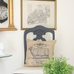 Milk Paint to Chalk Paint Chair Makeover