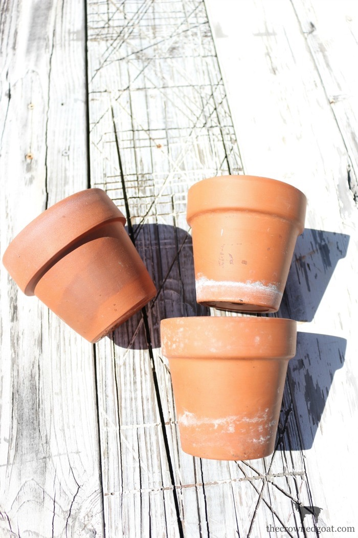 French-Inspired-Flower-Pots-The-Crowned-Goat-2 French Inspired Flower Pots Decorating DIY Loblolly_Manor