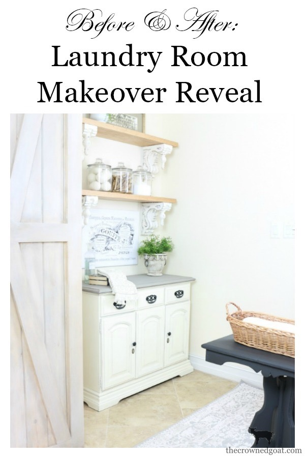 Laundry-Room-Makeover-Reveal-The-Crowned-Goat-20 Loblolly Manor: Laundry Room Makeover Reveal Loblolly_Manor
