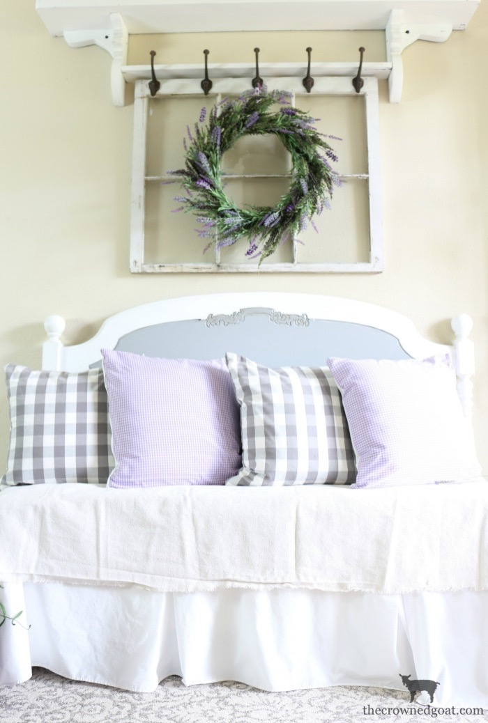 Summer-Decorating-Ideas-for-the-Entry-The-Crowned-Goat-3a The Busy Girl's Guide to Summer Decorating: The Entry Decorating DIY Summer