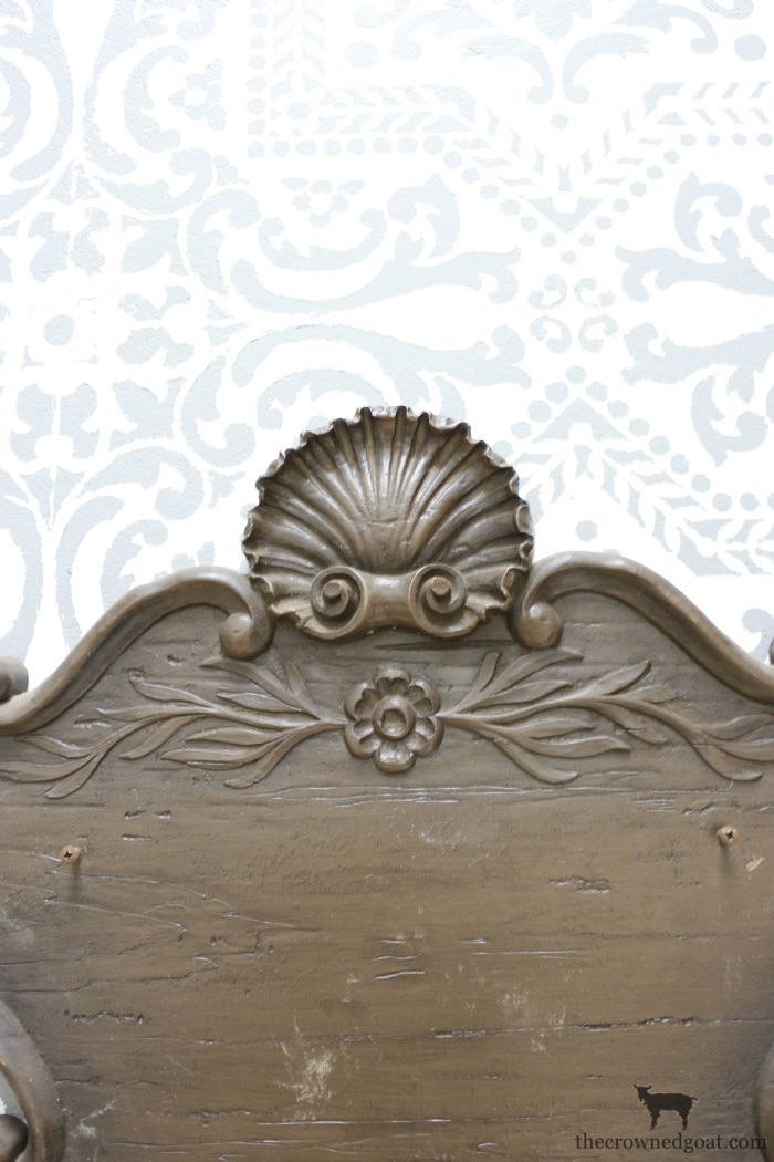 DIY-French-Inspired-Wall-Plaque-The-Crowned-Goat-1 French Inspired Wall Plaque Decorating DIY Loblolly_Manor