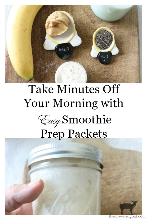 Easy-Smoothie-Prep-Packets-The-Crowned-Goat-17 How to Save Time with Smoothie Prep Packets DIY Organization