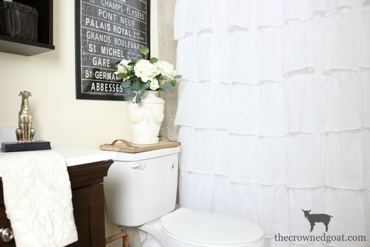 Loblolly-Manor-Guest-Bathroom-Makeover-The-Crowned-Goat-10 Loblolly Manor: Tiny Guest Bathroom Makeover Decorating DIY Loblolly_Manor