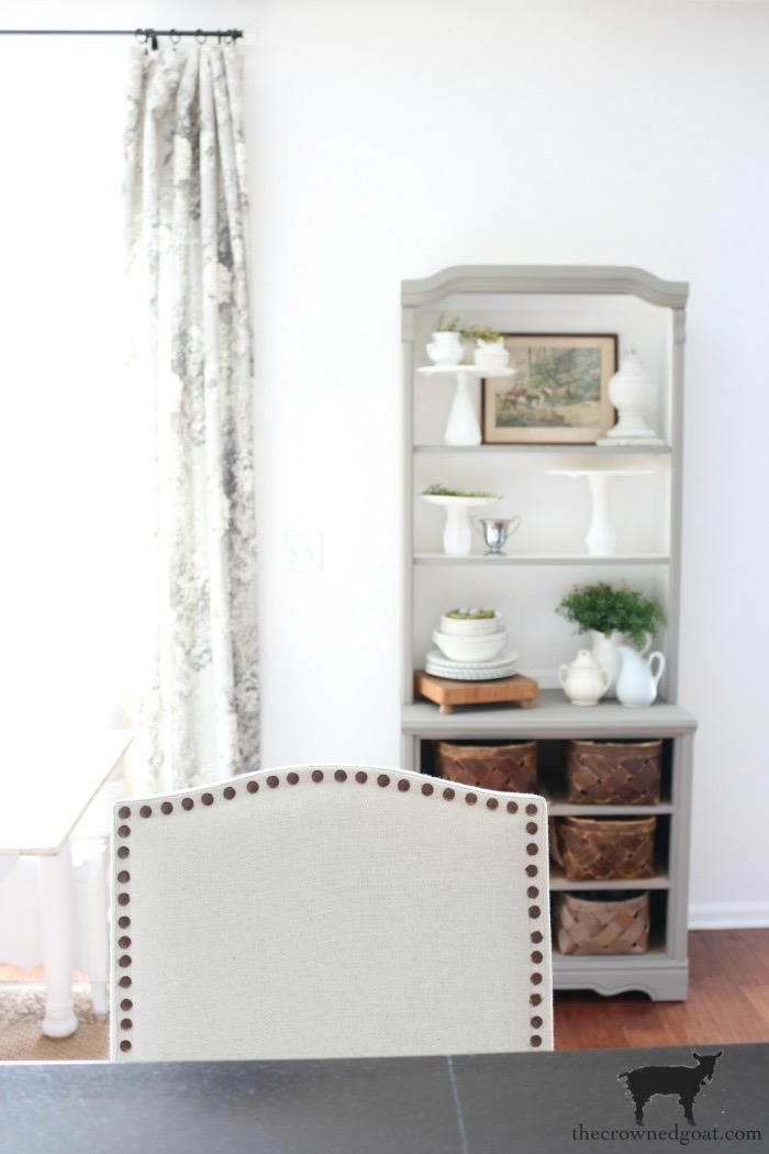 Breakfast-Nook-Makeover-Reveal-The-Crowned-Goat-22 Breakfast Nook Makeover Reveal Decorating DIY