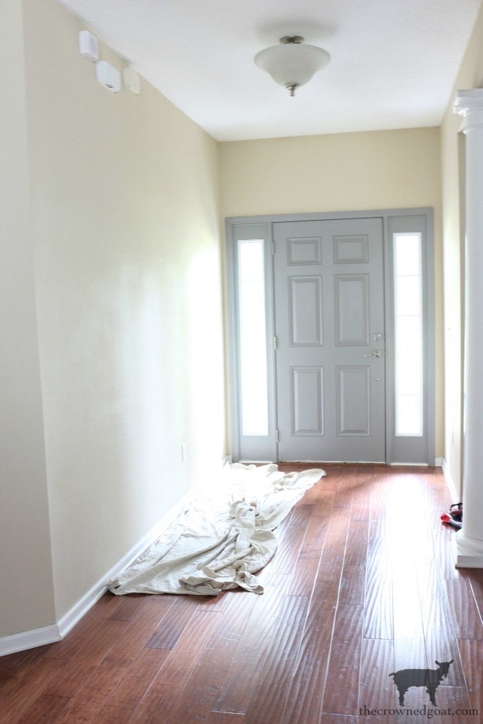 Simple-Door-Painting-Tips-The-Crowned-Goat-13 Simple Tips for Painting Interior Doors DIY