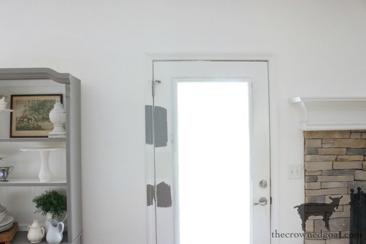 Simple-Door-Painting-Tips-The-Crowned-Goat-4 Simple Tips for Painting Interior Doors DIY