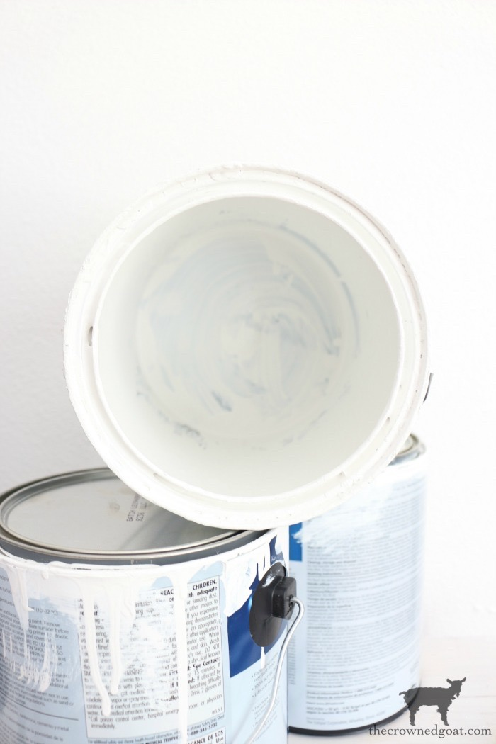 Crock-Inspired-Paint-Cans-The-Crowned-Goat-2 How to Create Crock Inspired Paint Cans Decorating DIY