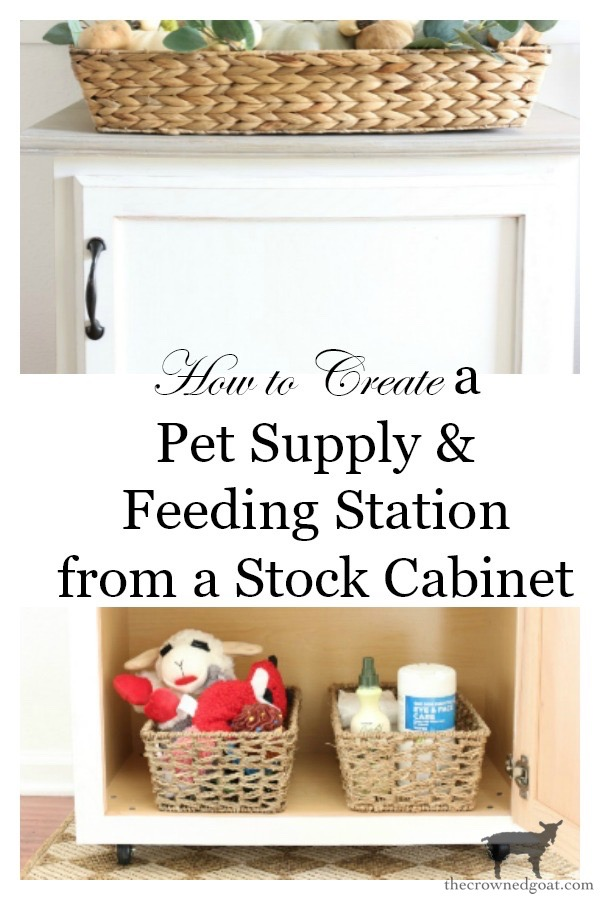 How-to-Make-a-Pet-Feeding-Station-The-Crowned-Goat-18 How to Make a Pet Feeding Station DIY One_Room_Challenge