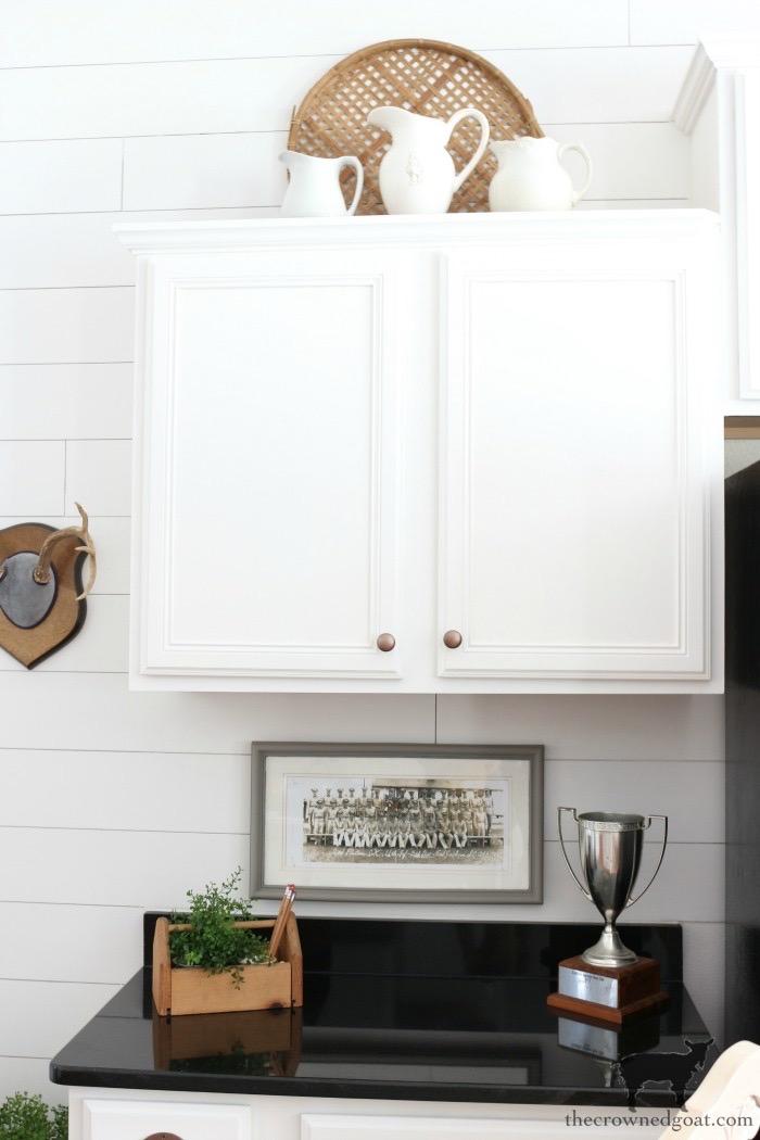 Kitchen-Desk-Makeover-Reveal-The-Crowned-Goat-15 Kitchen Desk Makeover Reveal Decorating DIY One_Room_Challenge