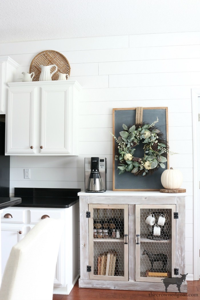 One-Room-Challenge-Kitchen-Makeover-Reveal-The-Crowned-Goat-30 ORC: Pantry and Kitchen Makeover Reveal Decorating DIY One_Room_Challenge