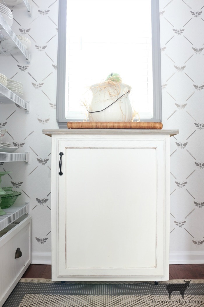 One-Room-Challenge-Pantry-Makeover-Reveal-The-Crowned-Goat-8A ORC: Pantry and Kitchen Makeover Reveal Decorating DIY One_Room_Challenge