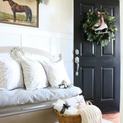 Christmas Inspired Entry