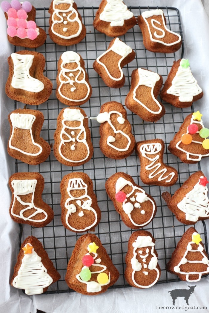Gingerbread-Cookies-From-Sugar-Cookie-Mix-The-Crowned-Goat-17 How to Make Gingerbread Cookies from a Sugar Cookie Mix Baking Christmas Holidays