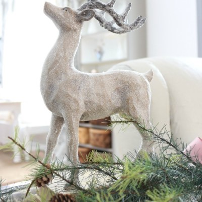 A Christmas Message & Holiday Home Tour