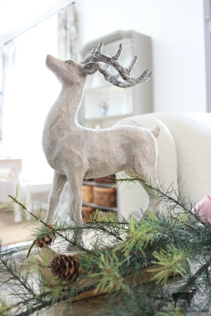 Romantic-Farmhouse-Christmas-Home-Tour-The-Crowned-Goat-12 A Christmas Message & Holiday Home Tour Christmas Holidays