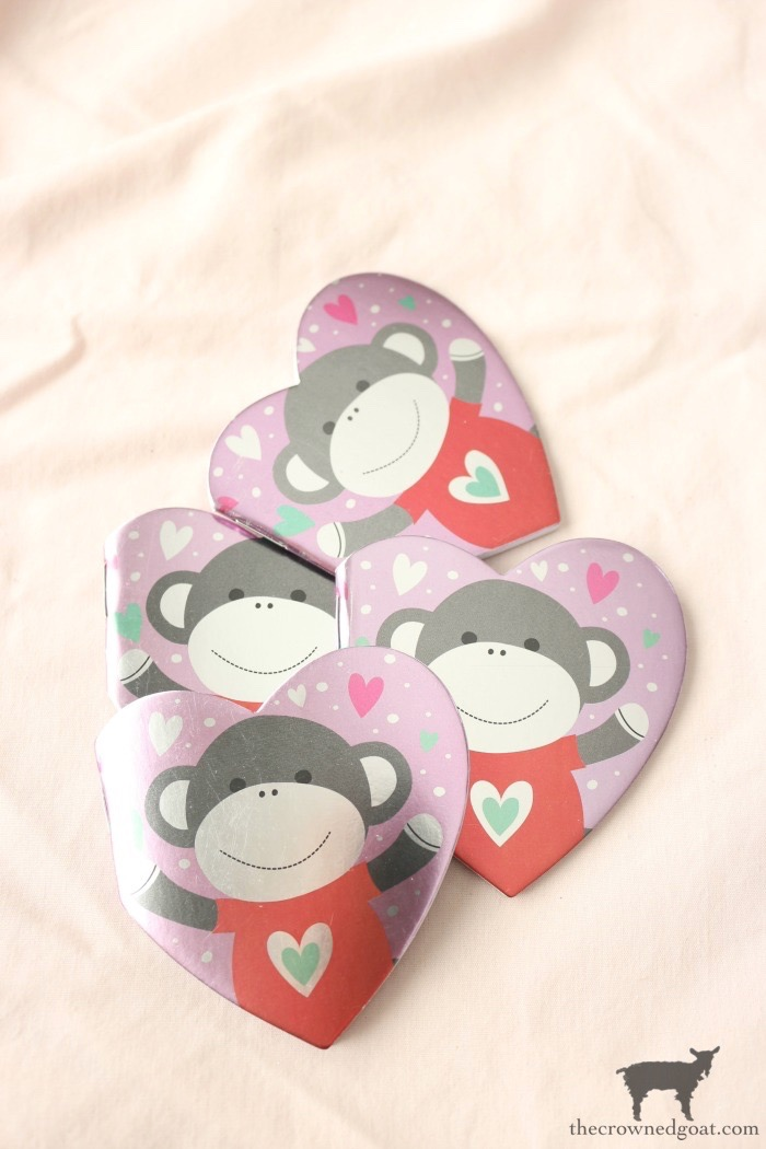 Countdown-to-Valentines-Day-Calendar-The-Crowned-Goat-11 Countdown to Valentine's Day Calendar Crafts Valentines