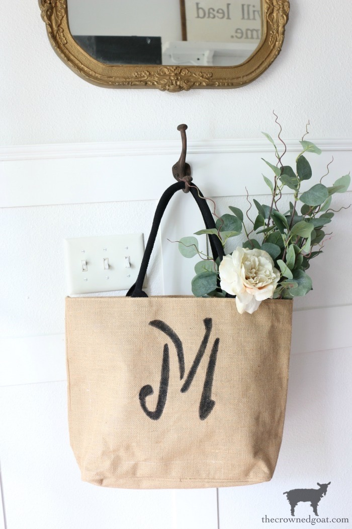 DIY-Monogrammed-Tote-The-Crowned-Goat-10-1 From the Front Porch From the Front Porch