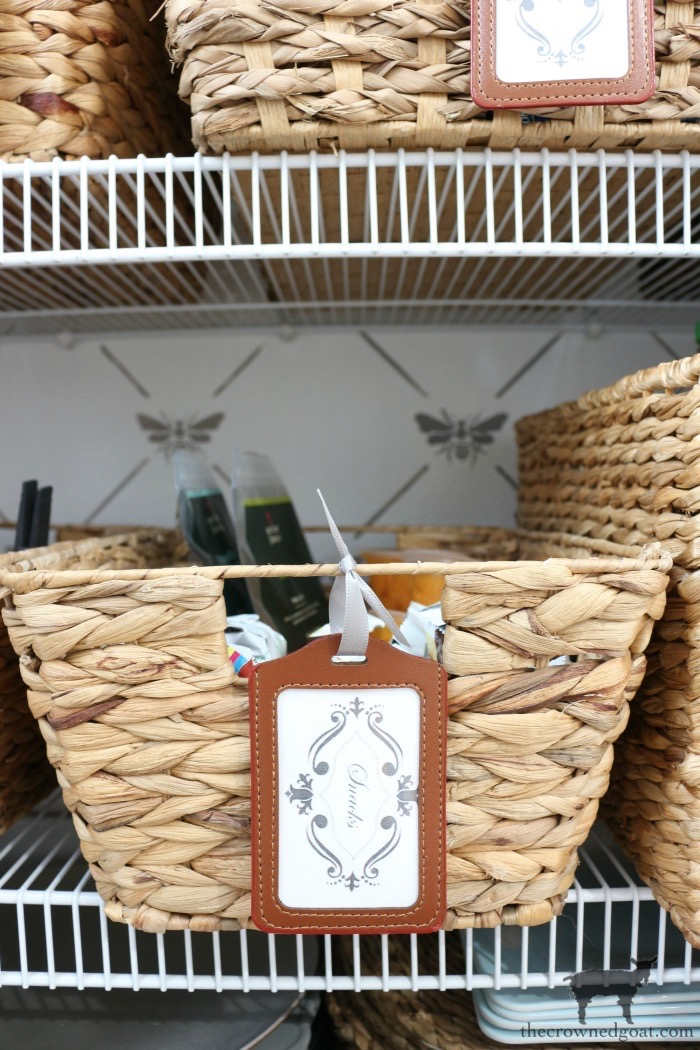 The-Easiest-Way-To-Organize-the-Pantry-and-Refrigerator-The-Crowned-Goat-13 The Easiest Way to Organize Your Pantry & Refrigerator DIY Organization