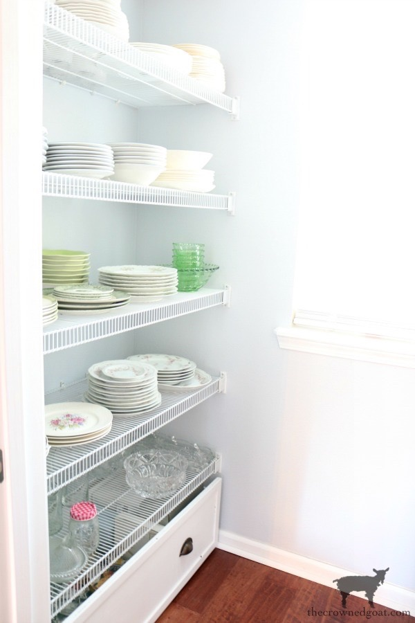 The-Easiest-Way-To-Organize-the-Pantry-and-Refrigerator-The-Crowned-Goat-6 The Easiest Way to Organize Your Pantry & Refrigerator DIY Organization