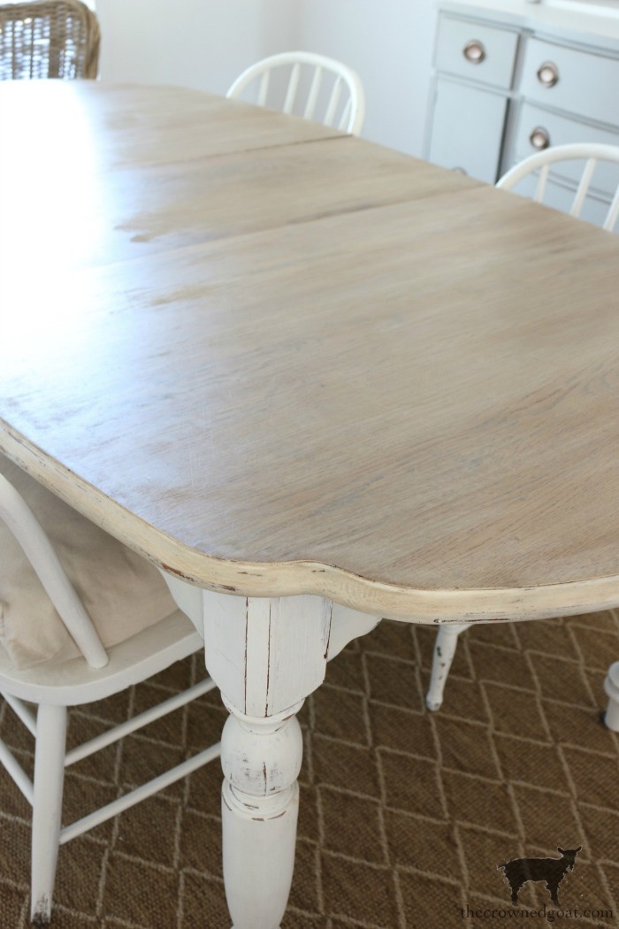 Dark-Wax-Dining-Room-Table-Five-Years-Later-The-Crowned-Goat-11 How to Condition a DIY European Oak Dining Table Decorating DIY