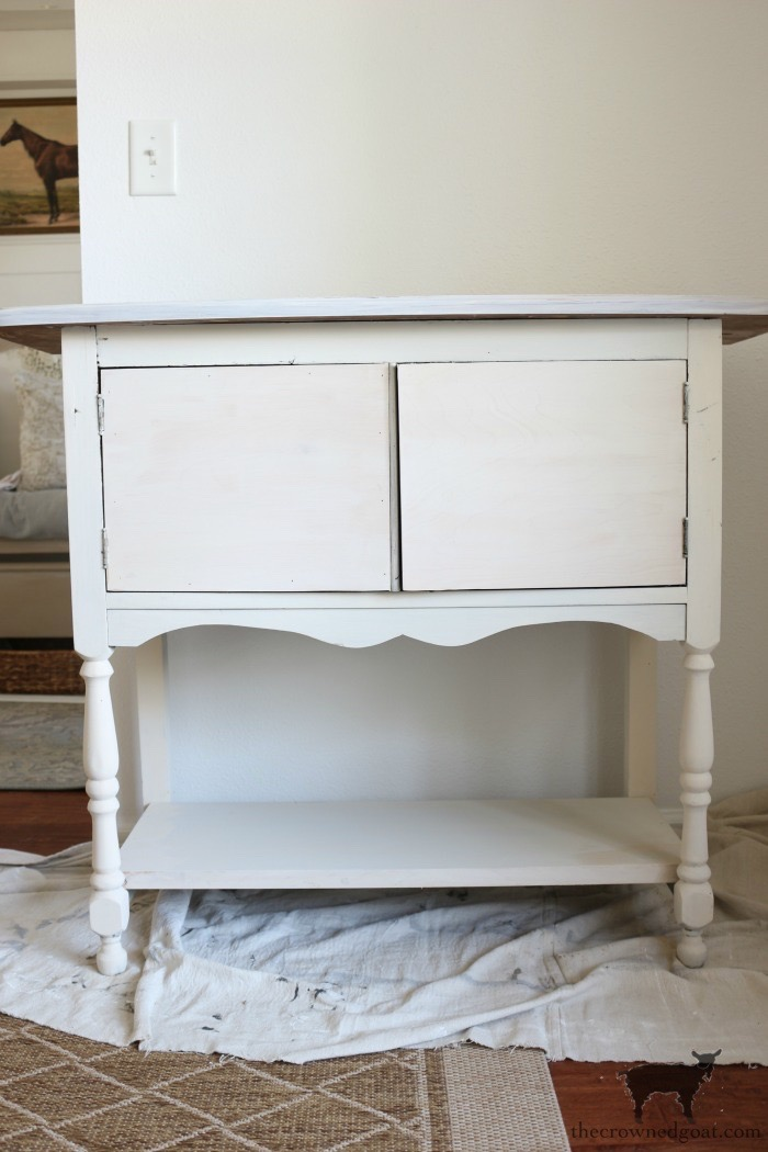 Dining-Room-Buffet-Makeover-The-Crowned-Goat-12 Dining Room Buffet Makeover Painted Furniture