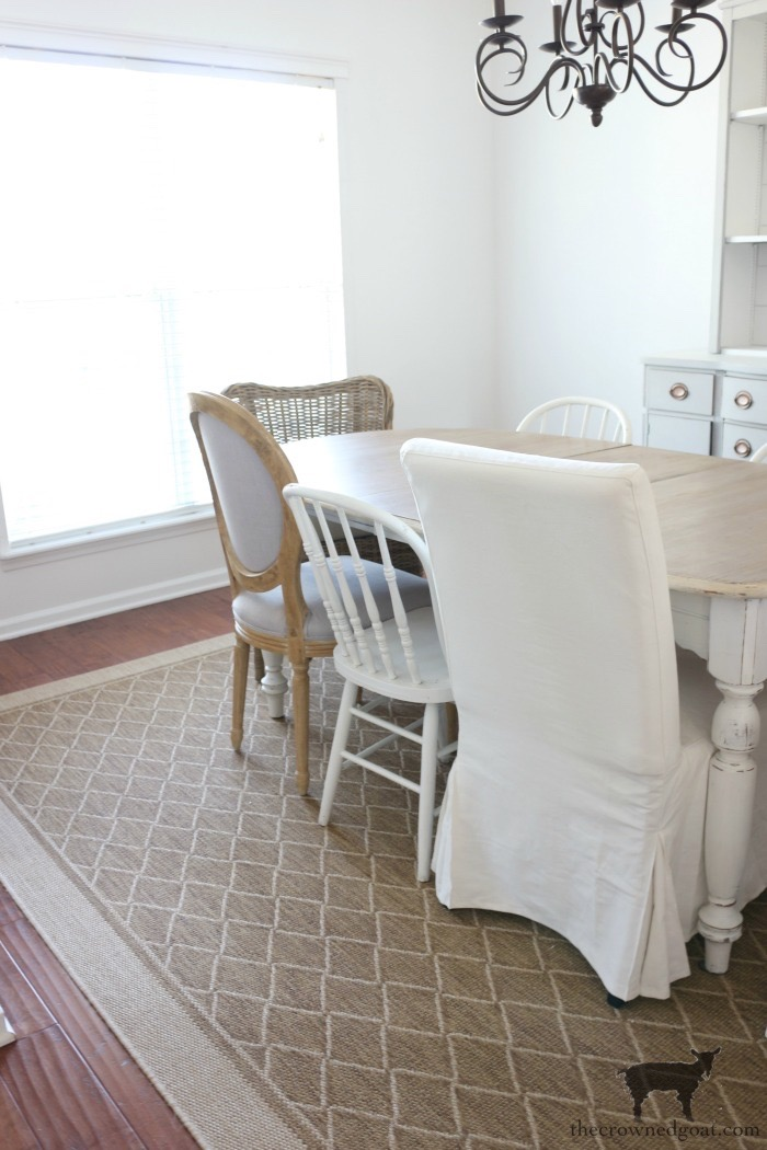 Dining-Room-Makeover-Plans-The-Crowned-Goat-11 Dining Room Makeover Plans Decorating
